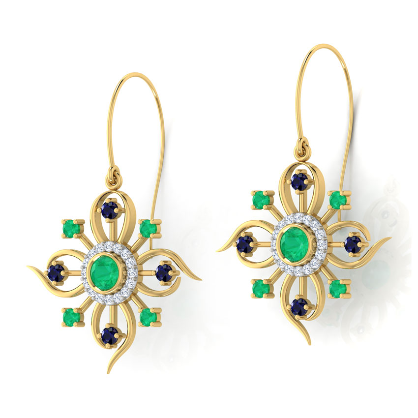 Leela Drop Earrings