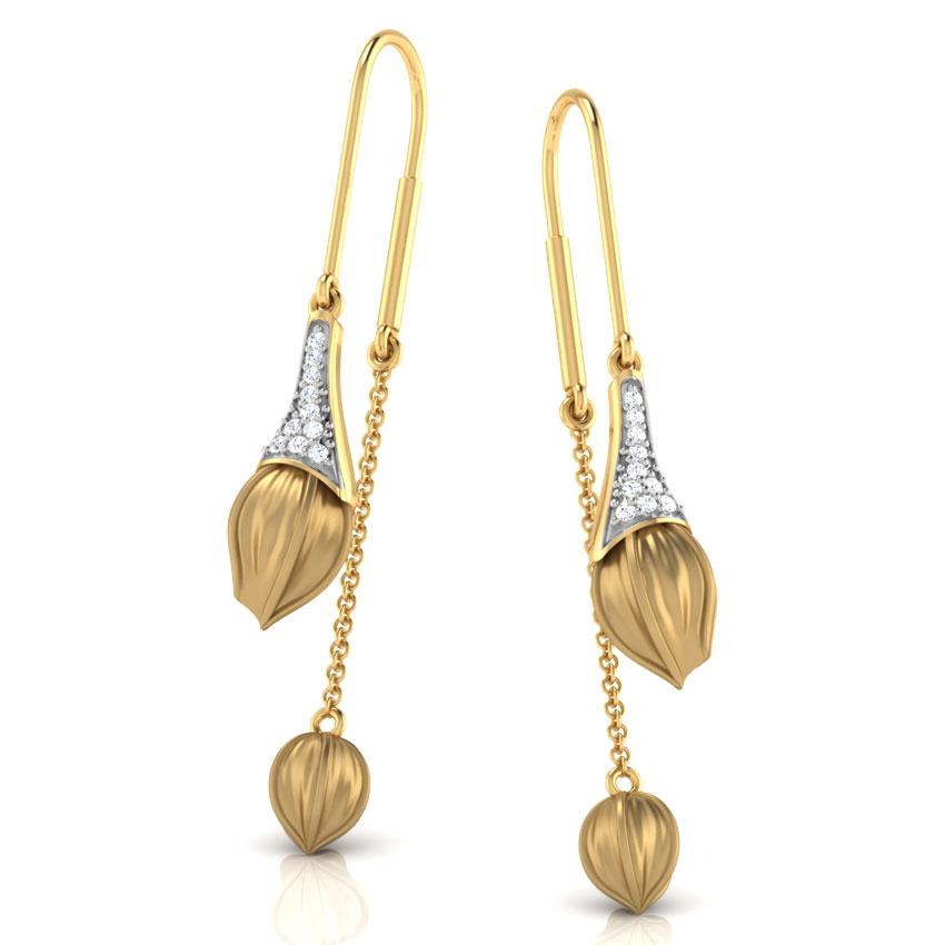 Buy Sui Dhaga Earrings Design line Price Starting Rs 11 477 in