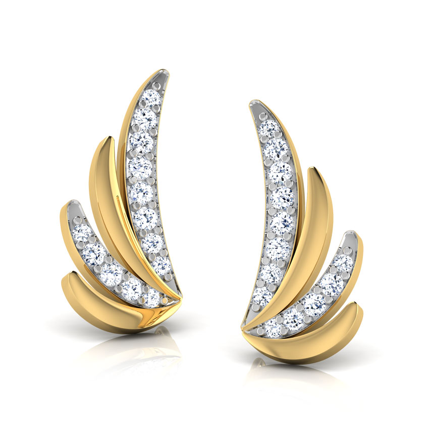 69af592f8 Layered Wings Ear Cuffs Jewellery India Online - CaratLane.com