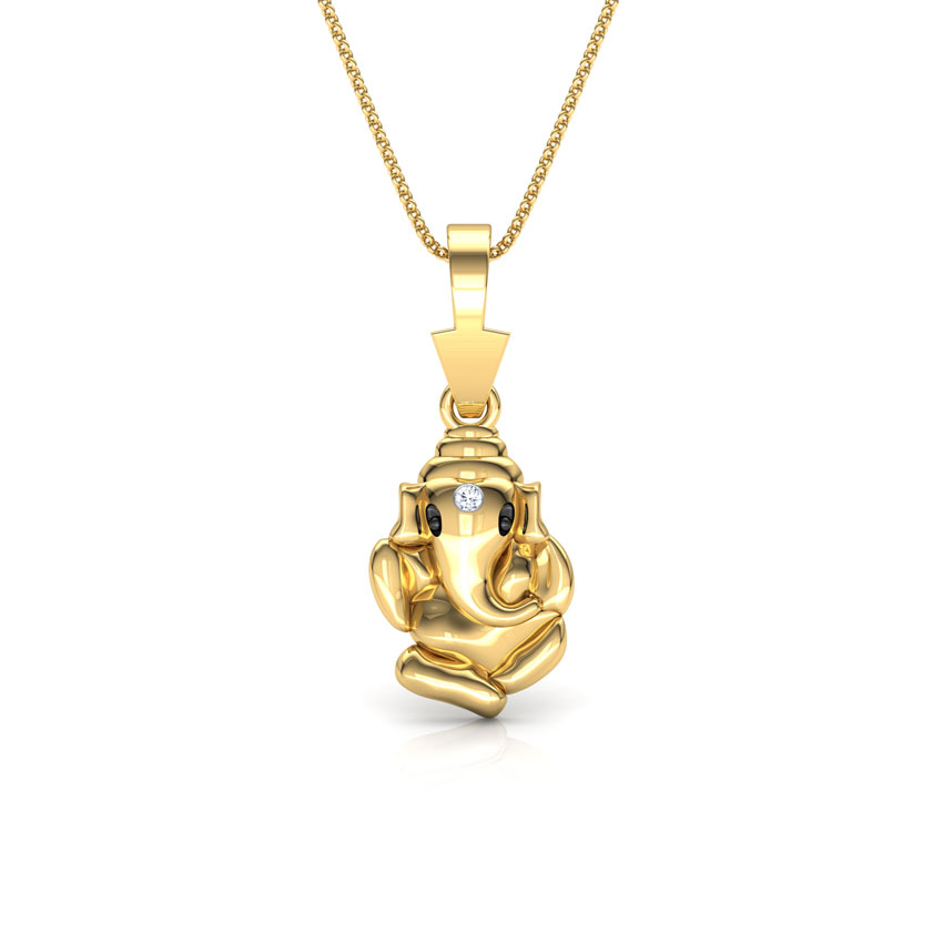 Classic Ganesha Pendant Jewellery India Online  Caratlanem. Pear Eternity Band. One Watches. Charm Necklace. Monogram Rings. Custom Name Rings. Celtic Watches. Name Engraved Bracelet. Initial Bracelet