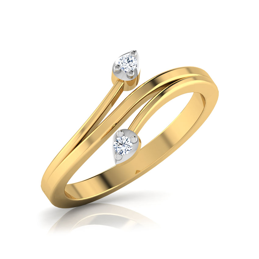 Venus Diamond Ring Jewellery India Online - CaratLane.com