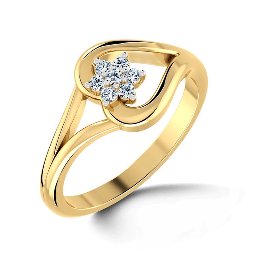 Diamond Ring Price List In India