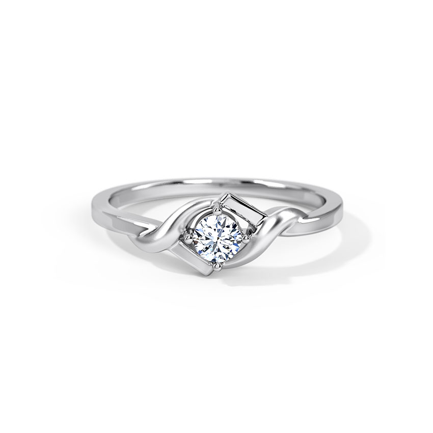 buy a women koyal engagement ring her online rings platinum for