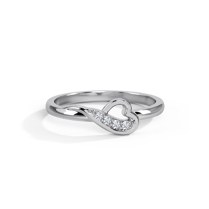 mens bands rings platinum diamond wedding