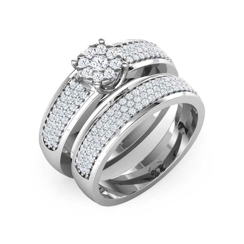 Engagement Rings For Women Online CaratLane