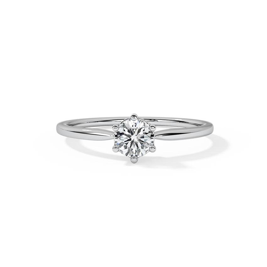 Raina Solitaire Ring Jewellery India Online - CaratLane.com