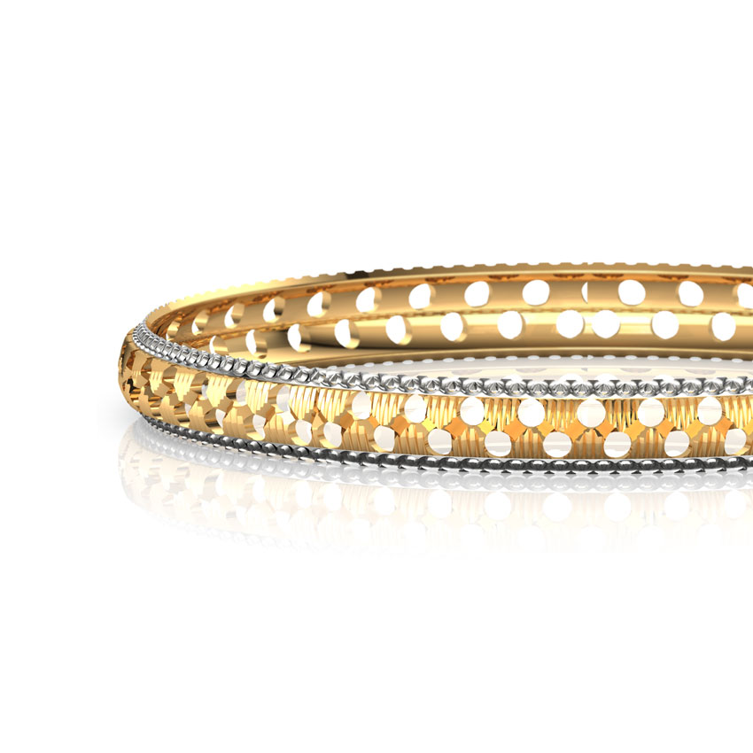 Buy Gold Bangles Designs line at Best Price in India