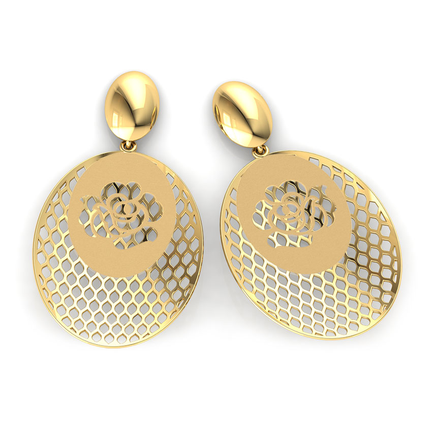 Buy 500 Gold Earrings for Women line at Best Price in India