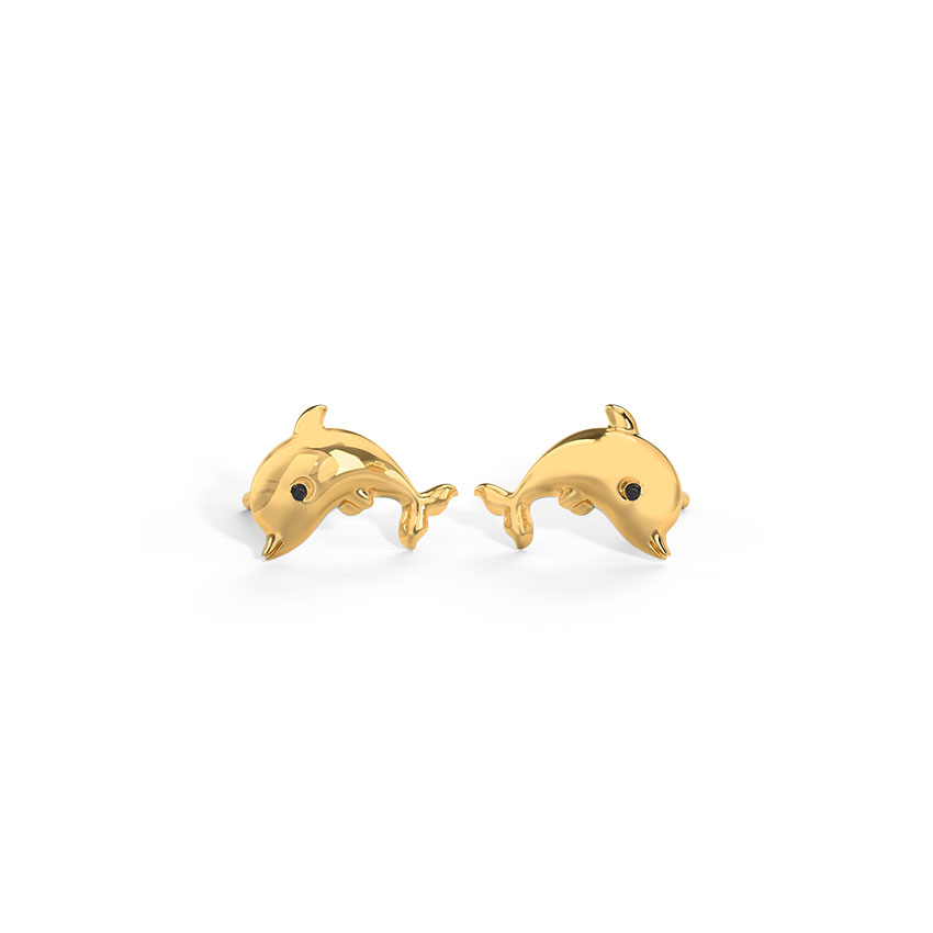 Fresh Gold Earrings with Indian Price | Jewellry\'s Website