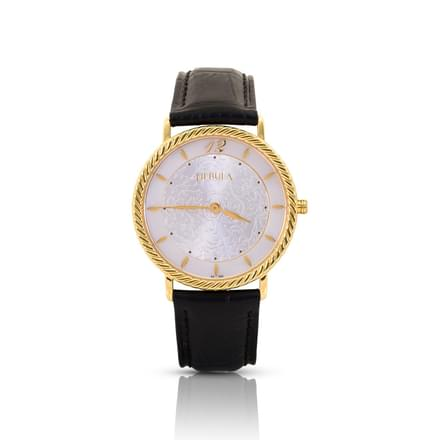 Nebula  Classic  Watch For Men With White Dial