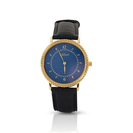 Nebula  Classic  Watch For Men With Blue Dial