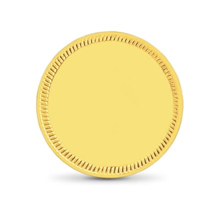 1gm, 22Kt Plain Gold Coin