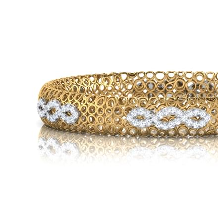 Althea Trellis Bangle