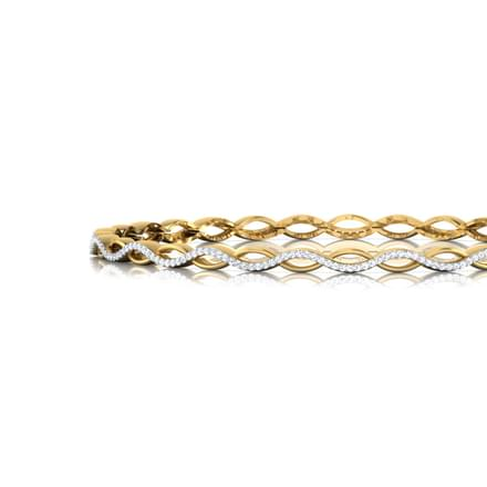 Bette Alter Twisted Bangle
