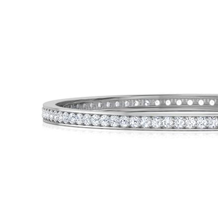 Twinkling Diamond Bangle
