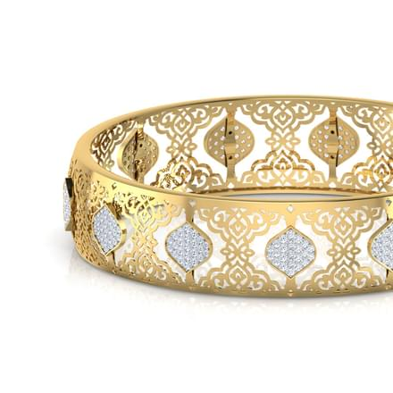 Tia Cutwork  Bangle