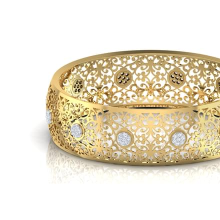 Aira Cutwork Bangle