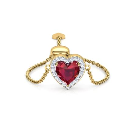 Heart Flexi Ring