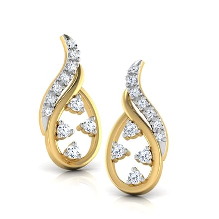 Glistening Dew Drop Earrings