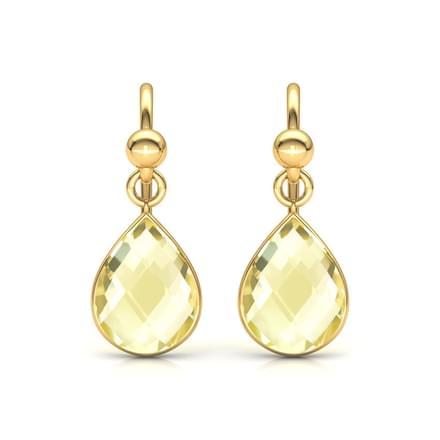 Citron Earrings