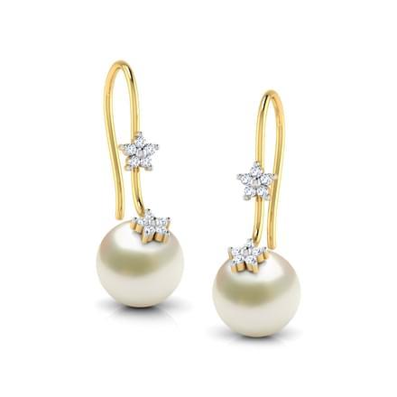 Pure Magic Pearl  Earrings
