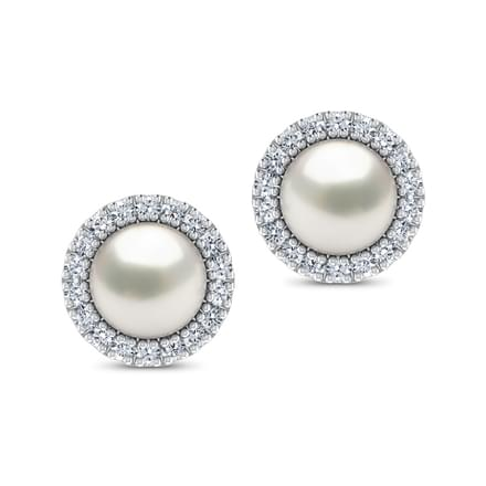 Radiance Pearl (7 mm) Studs.