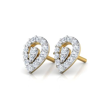Dewdrops Diamond Earrings