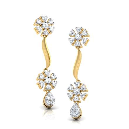 Mimosa Stud Earrings