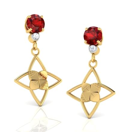 Astral Beauty Stud Earrings