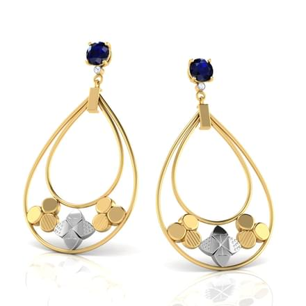 Blue Wonder Earrings