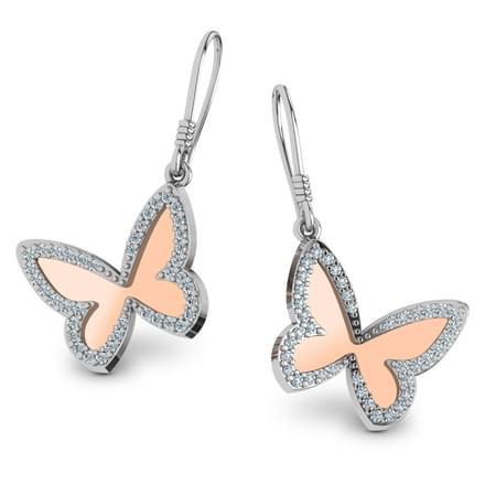 Butterfly Beauty Earrings