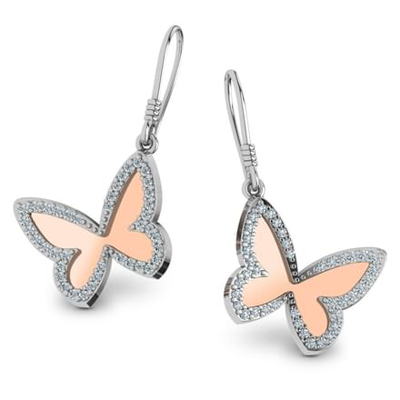 Butterfly Beauty Earrings