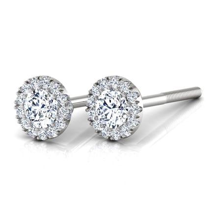 Halo Bloom Earrings