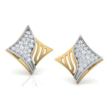 Ombre Diamond Earrings