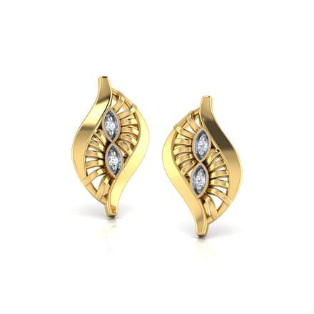 Khloris Flora Earring