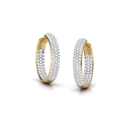 Foire Hoop Earrings