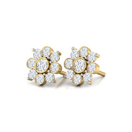 Mansi Flower Earrings
