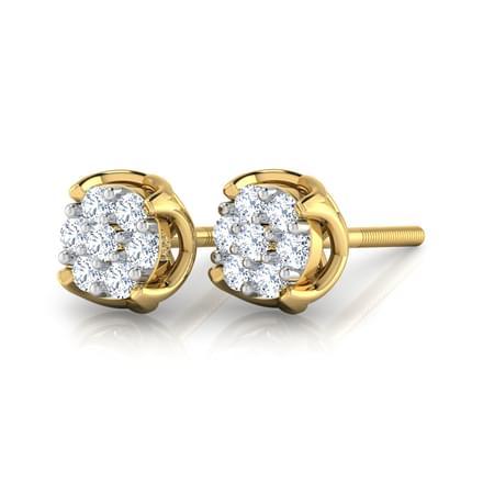 Star of Heaven Stud Earrings