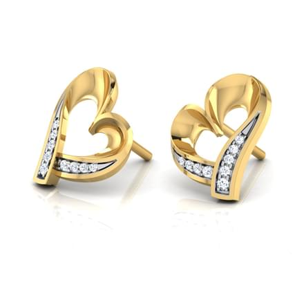 Kaia Heart Earrings