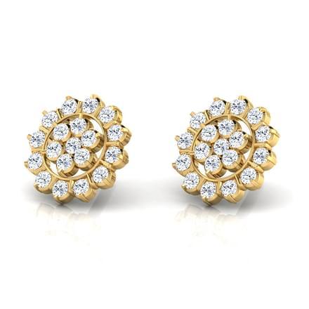 Celosia Stud Earrings