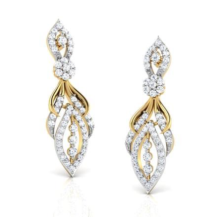 Lady Orchid Earrings