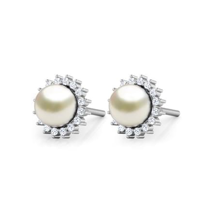 Zodiac Pearl Earrings