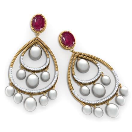 Miranda Chandelier Earrings