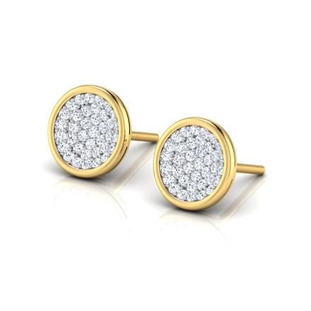 Arissa Clump Stud Earrings