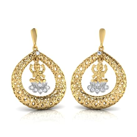 Kamala Lakshmi Earrings