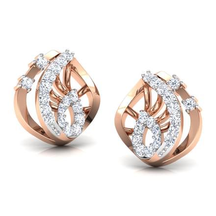 Erica Array Stud Earrings