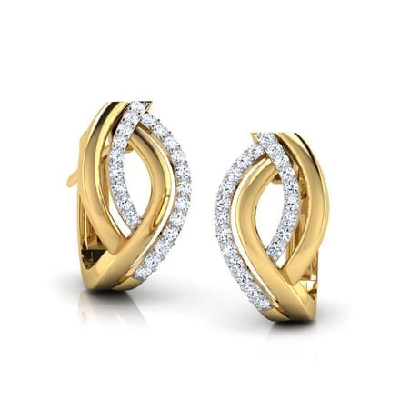 Maliza Overlap Earrings
