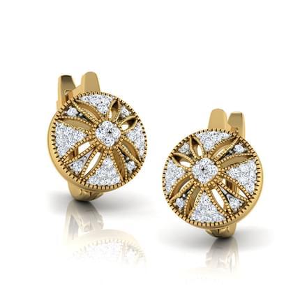 Kelly Diamond Drop Earrings