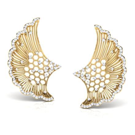 Mina Fan Ear Cuffs