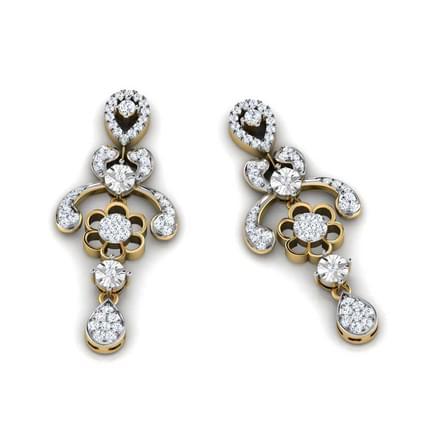 Maria Opulent Drop Earrings